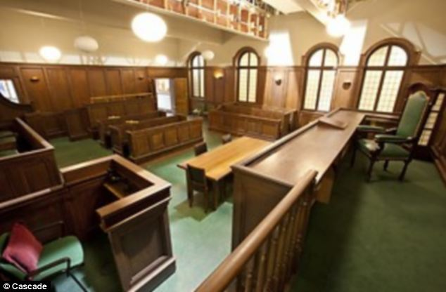 The 1,000ft courtroom from The Bill was more recently TV comedy shows This is Jinsy and Dead Boss