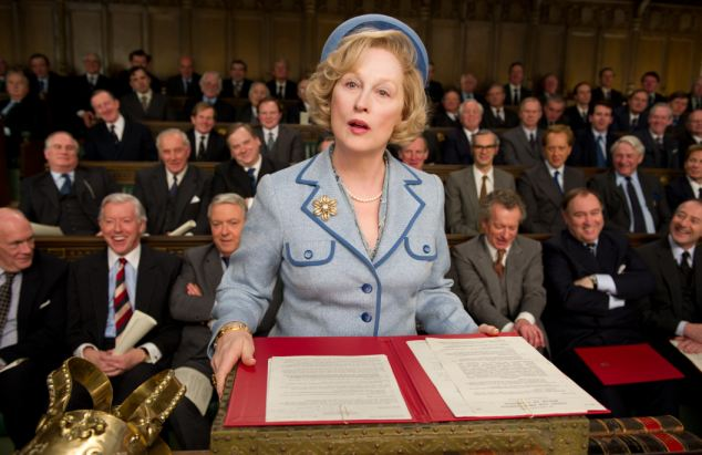 The set for sale on eBay was used in the 2011 film The Iron Lady with Meryl Streep as Margaret Thatcher