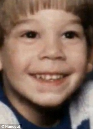 Christopher, 4, was reported missing on December 2, 1989