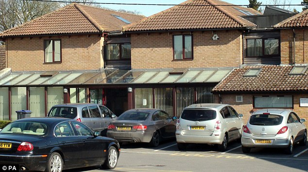 Victims: After investigating a complaint, police found 361 high-quality images of Dr Bains abusing female patients at Tinkes Lane Surgery in Royal Wootton Basset near Swindon, Wiltshire
