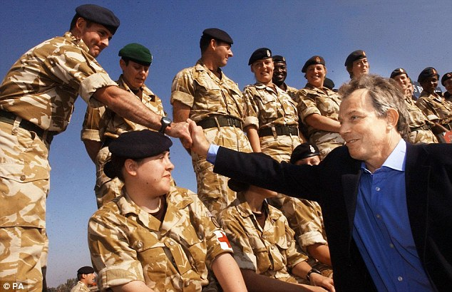 Blair, Campbell and Scarlett thus committed what seems to some of us a heinous political crime. They concocted a false manifesto to justify taking Britain to war, with the loss of 179 British servicemen's lives