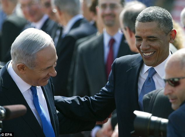 Optics: The public events will be important as both Obama and Netanyahu are expected to put on a strong front to express a strong tie between the two men