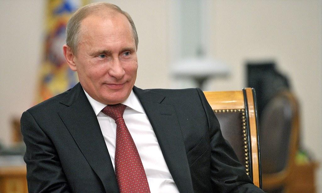 Image result for Putin, smirking, photos