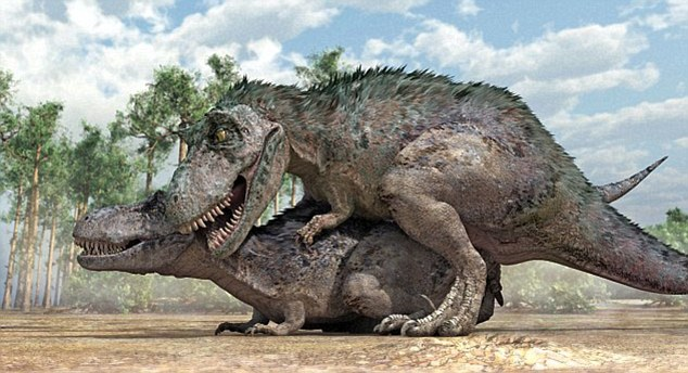 Dinosaurs may have had sex in the missionary position to prevent them from being castrated, according to a new study.