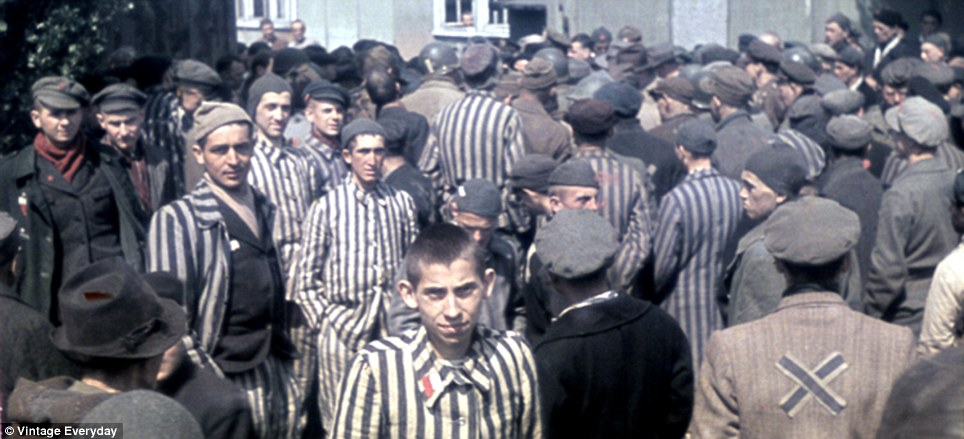The first concentration camps were set up in early 1933 and their numbers expanded rapidly after the Reichstag Fire