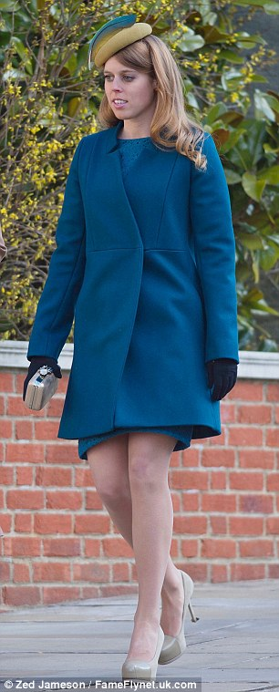 Milliner Rachel Black created the headpiece worn by Princess Beatrice while milliner Sarah Cant made the fascinator worn by Princess Eugenie