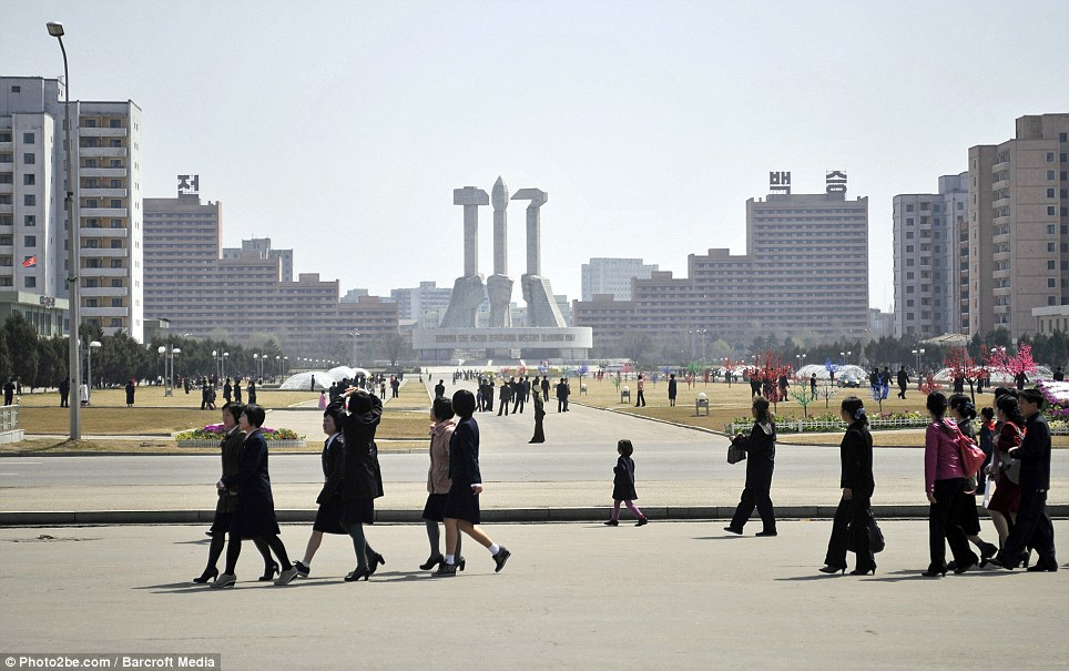 Image result for capital north korea