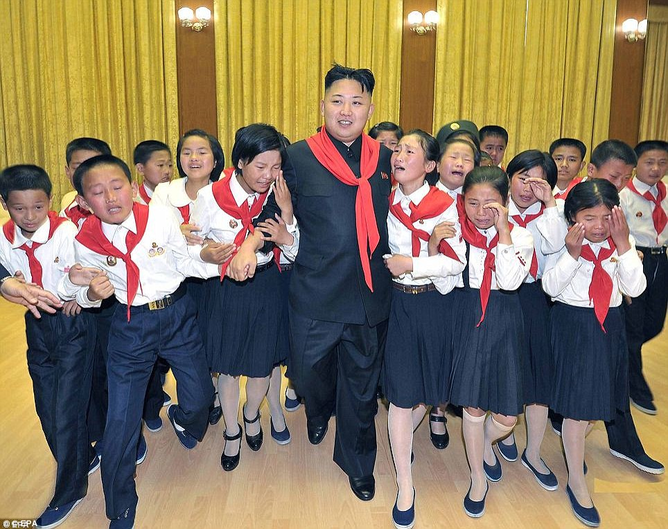 Image result for north korean children