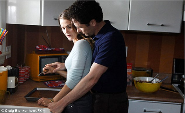 Stranger than fiction: The 2010 real-life spy drama inspired the new FX series The Americans, which follows two married undercover KGB agents Philip and Elizabeth Jennings, played by Matthew Rhys and Kerri Russell