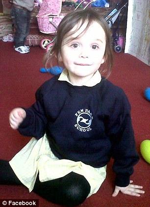 Precious: Levina in school uniform