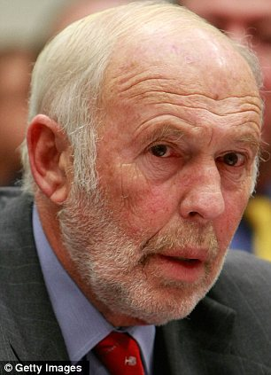 Benefactor: James Simons, 74, who generally stays out of the public eye is known for his entrepreneurial efforts