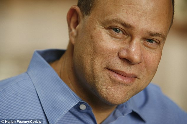 Moneymaker: David Tepper of New Jersey-based Appaloosa Management, collected a staggering $2.2billion haul last year