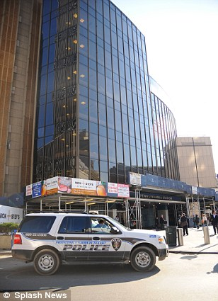 Law enforcement guards Madison Square Garden and Penn Station as officials said there will be increased security on transit