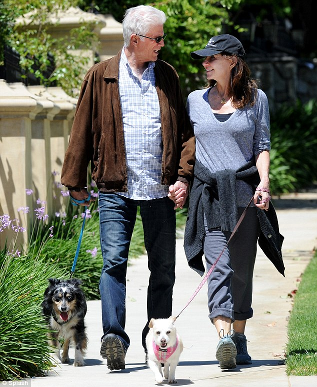 Ted Danson And Mary Steenburgen Look As In Love As Ever On