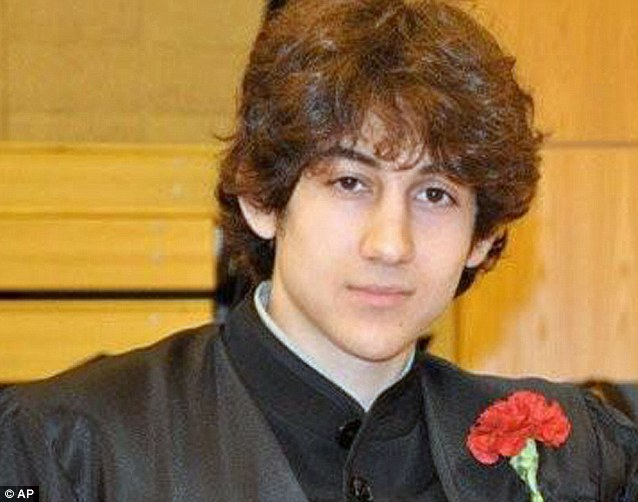 Dzhokhar A. Tsarnaev is still on the loose after being identified as one of the Boston Marathon bombers