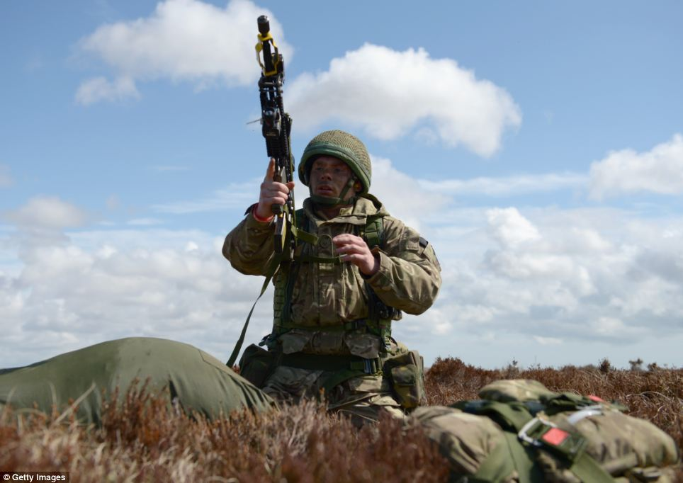 British and French Airborne troops in Scotland | Alternative DNA