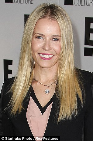 Chelsea Handler, 38, shares picture of her beautiful ...