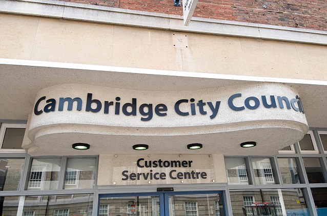 In conjunction with Cambridge City Council, South Cambs seemed determined to trash the once beautiful university city and parts of its surrounding Green Belt