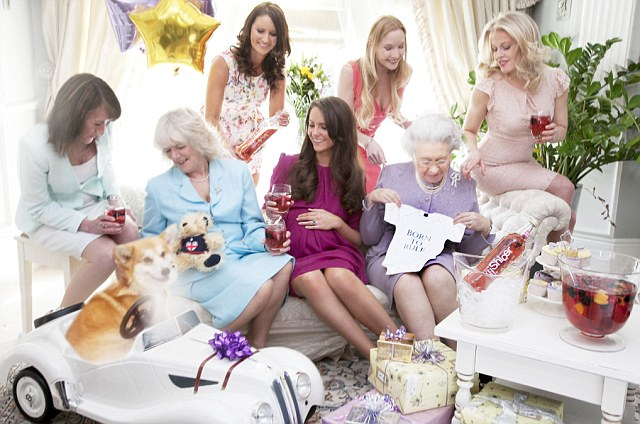 As baby showers grow in popularity in the UK, rumours have been rife as to whether Kate Middleton will be the first Royal to enjoy one for the impending arrival of the third in line to the throne