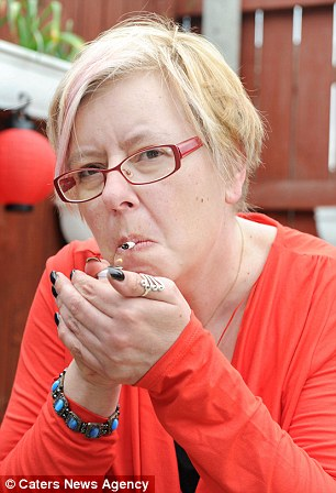 Susan Lunn, 43, from Wallasey, was handed a six-month conditional discharge for possessing cannabis, which she uses to help with her MS