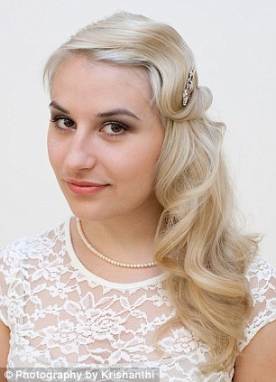 great gatsby curly hair short hairstyle 2013