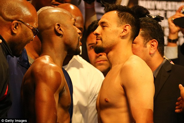 floyd can be a ghostbuster mayweather set to make guerrero victim no