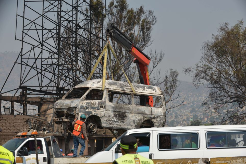 Mexican trucks, often overloaded or unsafely operated, have been involved in a number of spectacular, deadly accidents in recent years