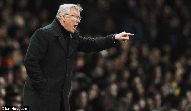 Outspoken: Sir Alex has offered the press a number of memorable quotes over the years