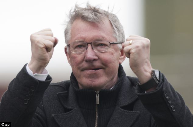 Speculation: Manchester United manager Sir Alex Ferguson could step down after 26 years in charge of the club and 13 Premier League title wins