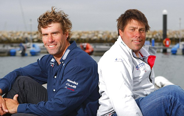 Dream team: Percy and Simpson won medals at two Olympic Games