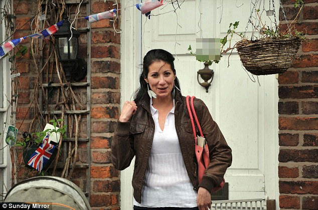 Blanca Fouche: The 31-year-old is said to have met the actor after she moved to a house close to where he lives