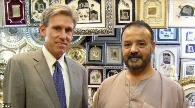 U.S. Ambassador to Libya Christopher Stevens (L) and three other American personnel died in the Benghazi attack, now understood to have been carried out by Ansar al-Sharia and other al-Qaeda-linked groups