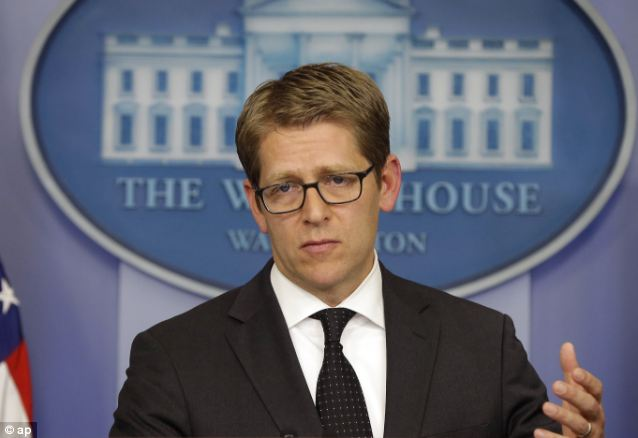 White House press secretary Jay Carney told the press that the administration had a 'nonsubstantive' role in editing the talking points, but new emails suggest otherwise