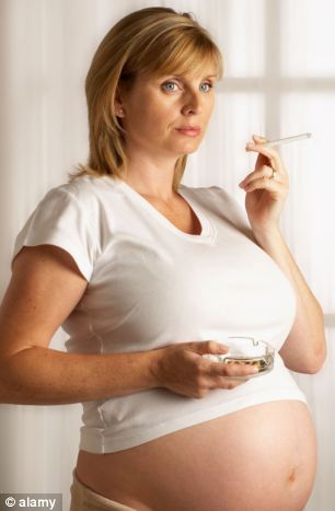 Midwives will test women at antenatal appointments and those with high carbon monoxide readings will be given advice on how to quit smoking under the NICE guidelines