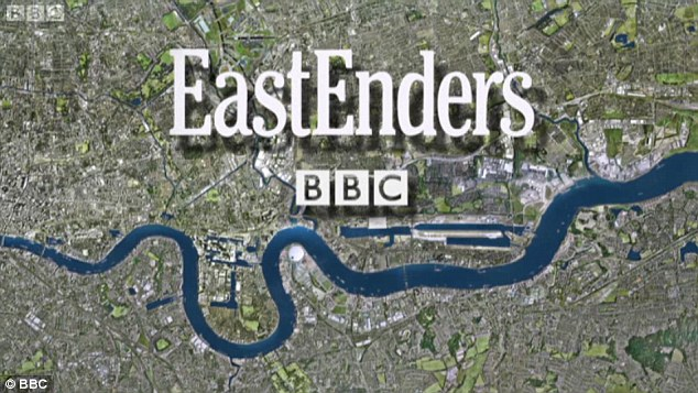 Popular BBC soap: Rob Turner, 39 - a former music teacher convicted of sexual activity with a young girl at Basildon Crown Court in Essex four years ago - was on EastEnders for one episode as an extra (file picture)