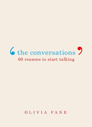 Olivia Fane's new book, The Conversations