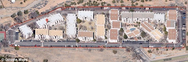 Home: Bobbi Salinas as she was known to many, had moved to Santa Fe in 2005 and lived in the Zia Vista condos