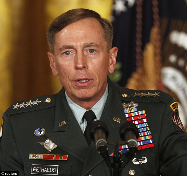 Cairo Cable: Then CIA director David Petraeus objected strongly to some of the wording of the White House approved talking points surrounding the terror attack on Benghazi