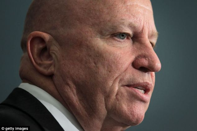 'IS THIS STILL AMERICA?' Texas Rep. Kevin Brady slammed former IRS acting commissioner Steve Miller for presiding over the political persecution of a constituent whose tax-exempt application was targeted for abuse