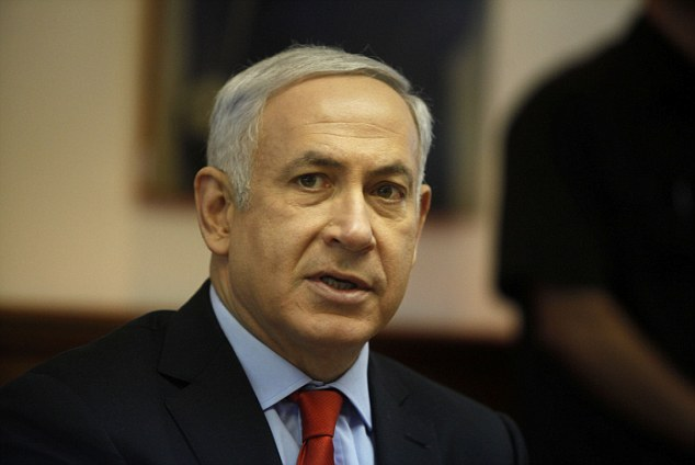Israeli Prime Minister Benjamin Netanyahu has been informed of the tragedy