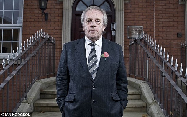 Getting involved: PFA chairman Gordon Taylor said two Sunderland players have come to the organisation asking for advice