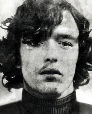 Child killer David McGreavy murdered three children in Worcester in 1973, pictured shortly after his arrest