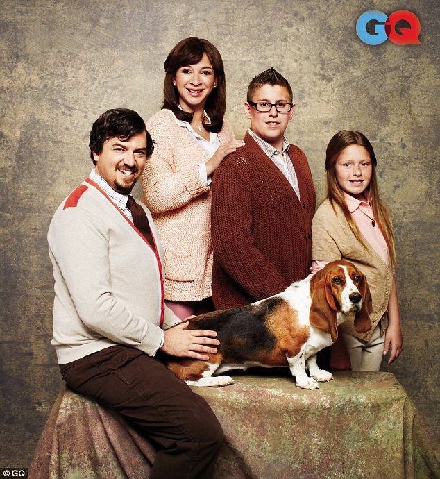 Awkward Family Photos The Maya Rudolph Edition