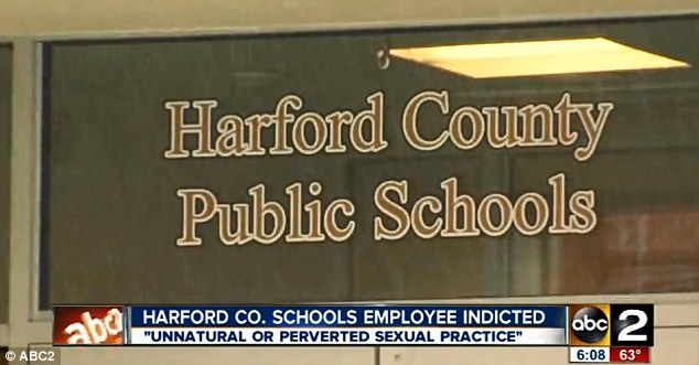 Mikles was hired by Hartford County Public Schools in 2009 and works primarily with special needs student. She is now on administrative leave pending the outcome of the case