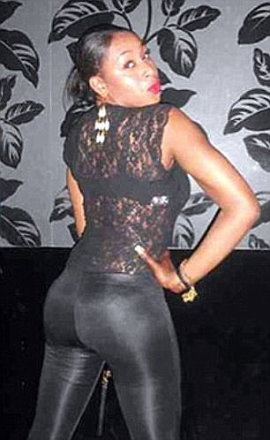 Camilla Aredotimi, 20, hoped buttock implants would make her a hip-hop star