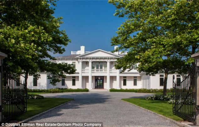 No detail spared: This 20,000 square foot mansion in Water Mill has gone on the market for $58.5 million