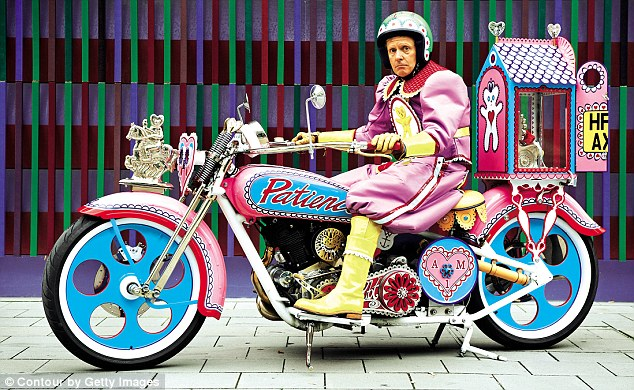 Image result for grayson perry art