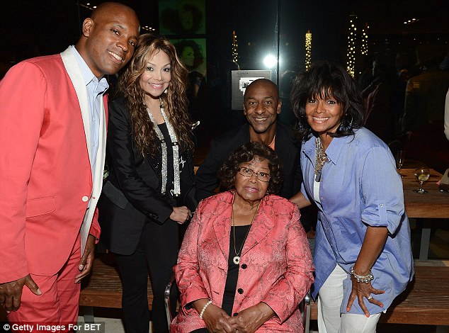 Cry for help? The Jackson family are reportedly putting the incident down to a 'cry for attention' rather than a genuine attempt to end her life