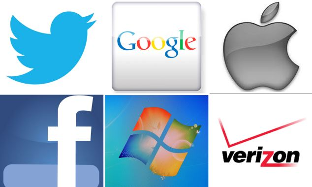 Targets: The tech giants involved in involved in PRISM are Apple, Facebook, Microsoft, Google, Yahoo, YouTube, Skype, AOL and the lesser known Internet company PalTalk