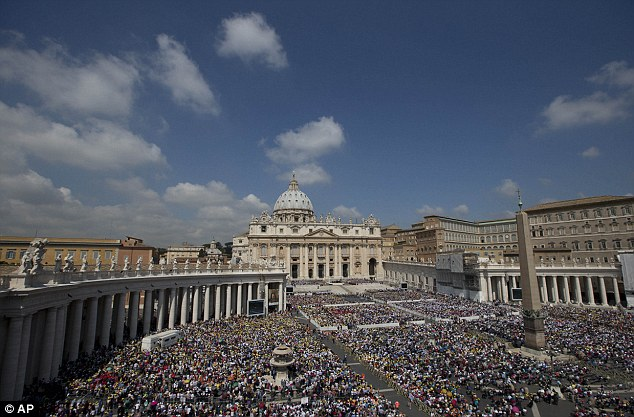 The existence of a powerful gay lobby at the top of the Vatican has long been suspected